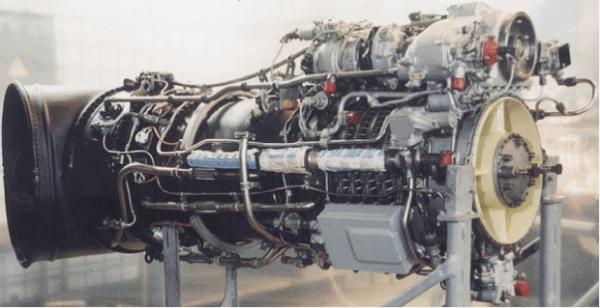Двигатель ТВ3-117ВМА-СБМ-1В-03