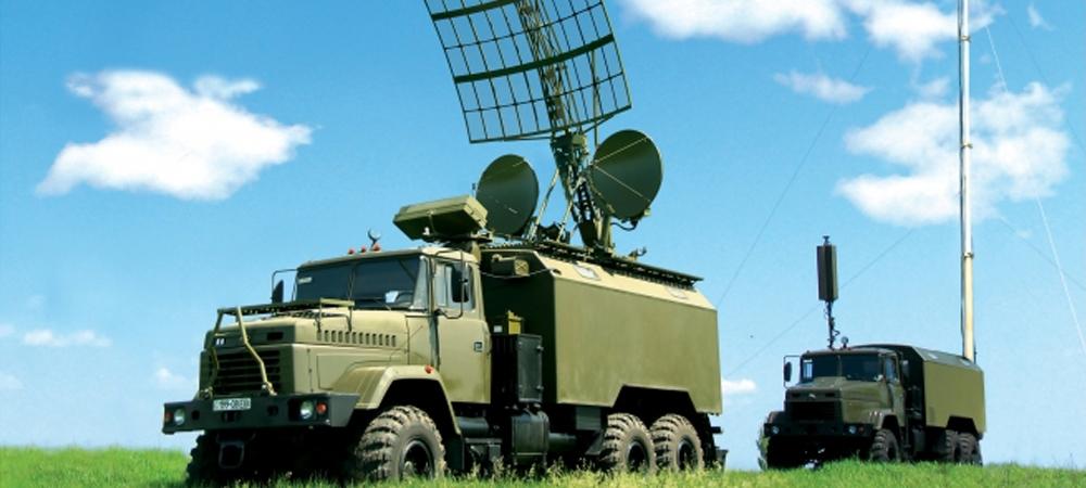 Мобільна станція дальньої радіотехнічної розвідки «Кольчуга»