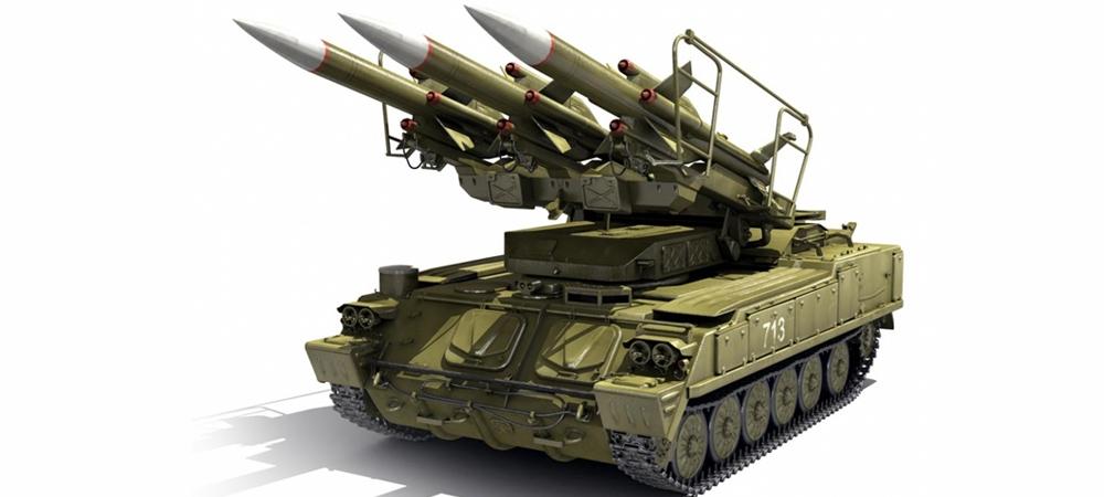 Капітальний ремонт і модернізація зенітного ракетного комплексу «Квадрат» до рівня «Квадрат-2Д»