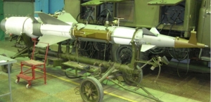 Prolongation of technical aptitude terms of anti-aircraft guided missile 5V27